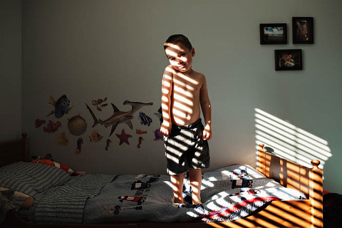 Documentary Portrait Photographer