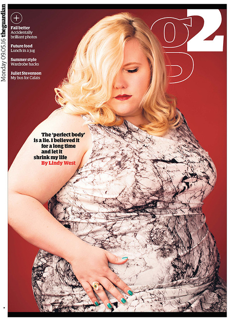 Lindy West Guardian Cover