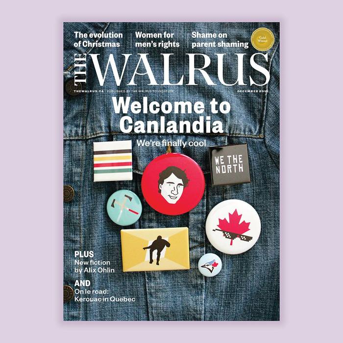 december issue the walrus matt hollister